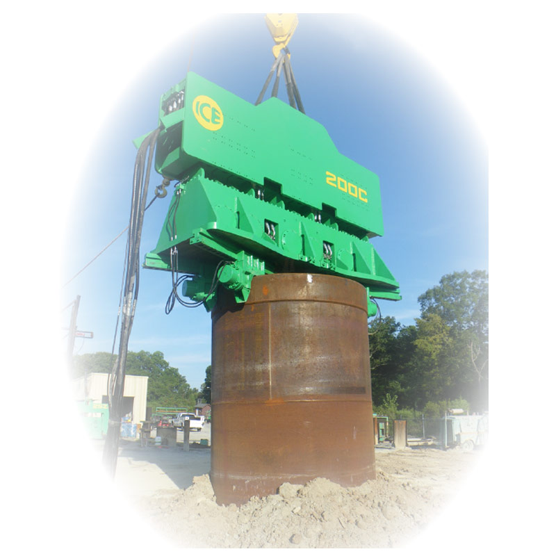 Pile Driving | Pile Driving Equipment | ICEUSA | Foundation